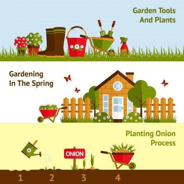 Download Gardening Banners Set For Free V 2020 G
