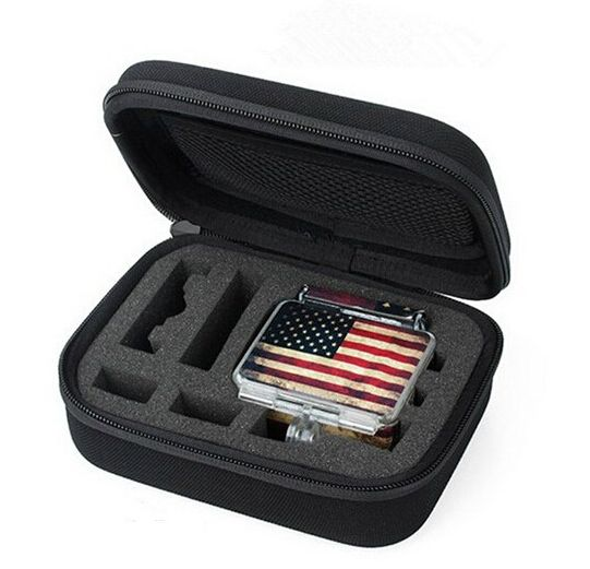 Gopro Hero Small Portable Carry Bag for Action Camera Accessories