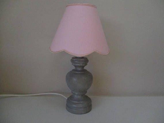 Abat Jour A Pince Rose Pour Petite Lampe Applique Lustre Abat