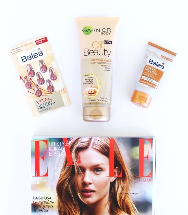 """How I prepared my skin for the cold weather 