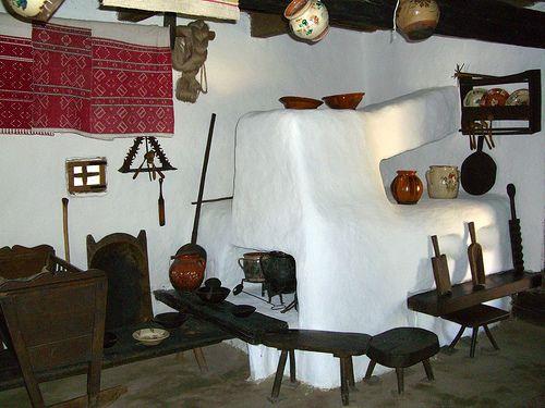 Village Museum in Bucharest