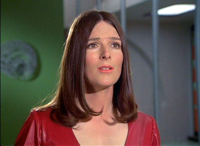 Susan Jameson in UFO
