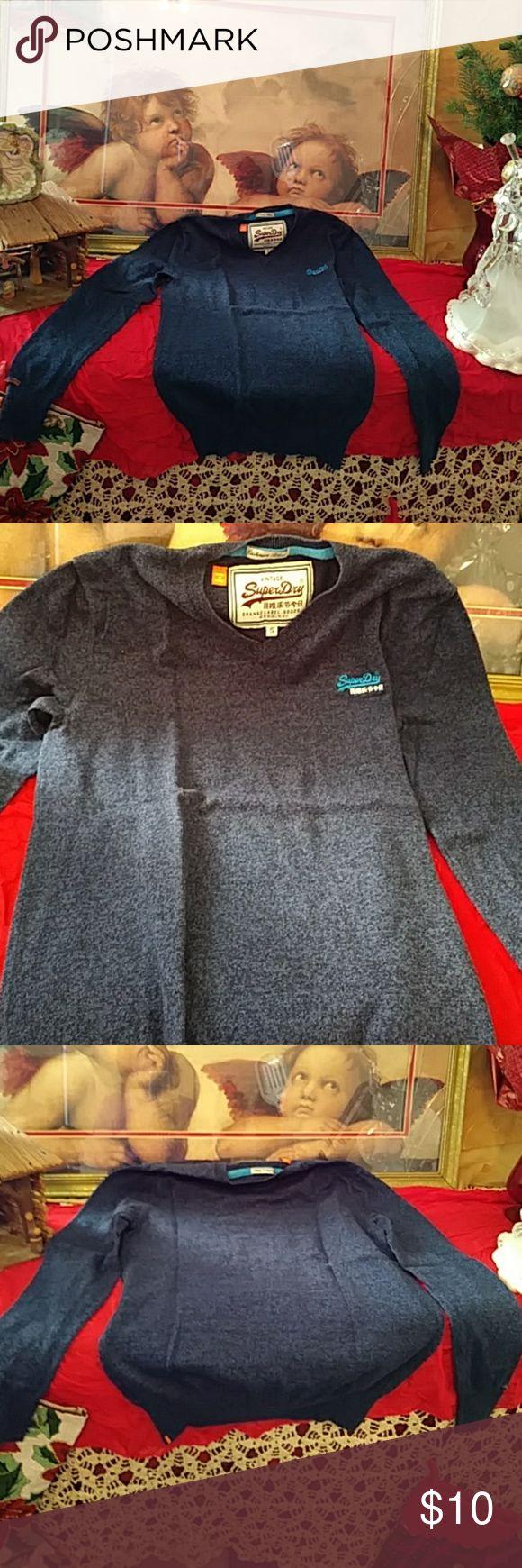 I just added this listing on Poshmark: Boys vintage Superdry sweater. #shopmycloset #poshmark #fashion #shopping #style #forsale #vintage Superdry #Other