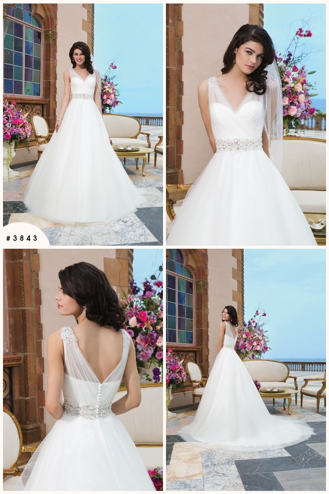 Sincerity Bridal Ball Gown 3843