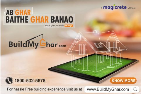 BuildMyGhar is custom home builders in India, they are new tech in home building which is known precast technology for build the houses.