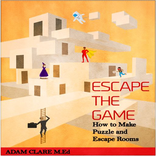 For more tips read my book Escape the Game! Moire puzzle tips inside the book