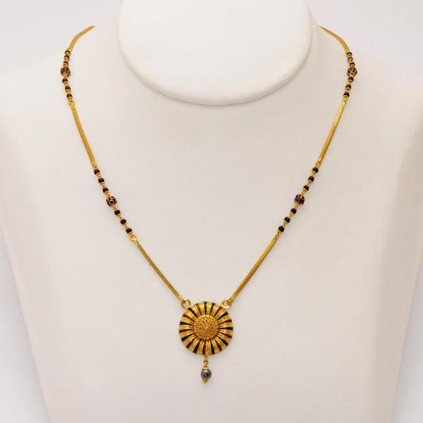 Product - WHPS8.086 | Mangalsutra | Gold | Jewellery