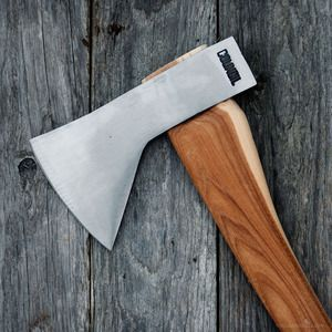 Velvicut 2lb Premium Hudson Bay Axe. very cool. as far as axes go. makes me want to go and chop some firewood.