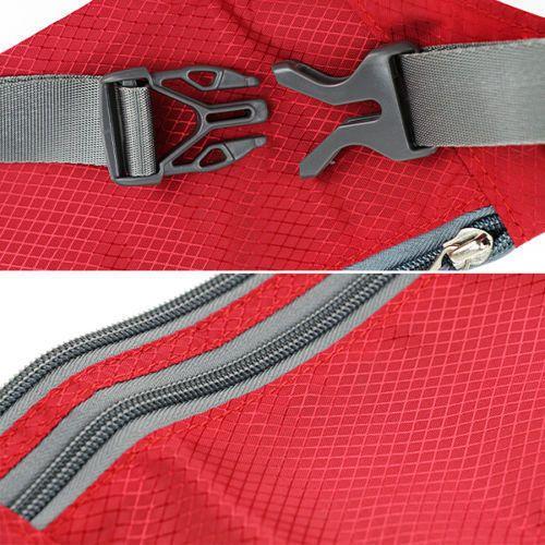 Waterproof Running Belt Bum Waist Pouch Fanny Pack Travel Sport Hiking Zip Bag | eBay