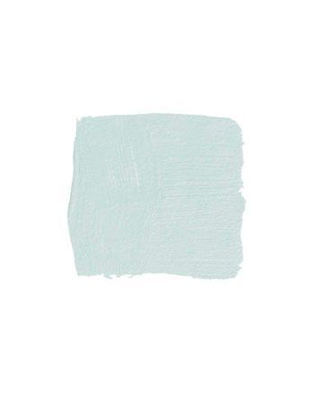 Pale Blue Paint Swatch Sw Topsail Is A Calming Bedroom Color