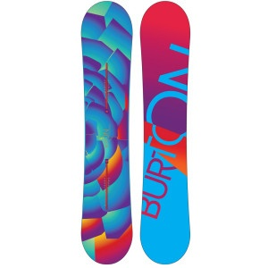 I WANT!!   Burton Feelgood Snowboard - $424 Dogfunk