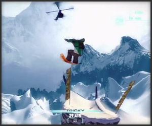 Loved the old SSX Tricky for PS2. Can't wait to play this one.