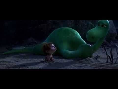 'The Good Dinosaur' Trailer (2015): Anna Paquin, Raymond Ochoa