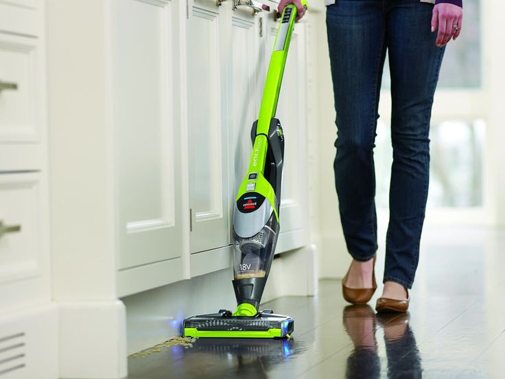 Bissell 2-in-1 Lightweight Cordless Vacuum with EdgeReach Technology, $120.59