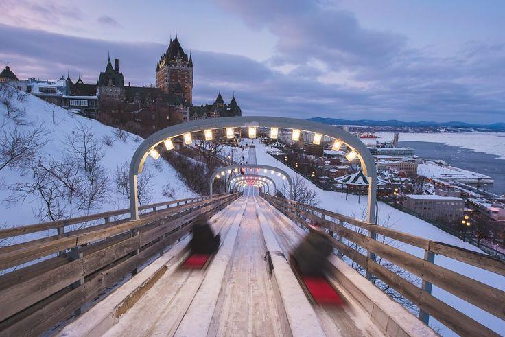El invierno es una de las mejores temporadas para viajar a Canadá. Te contamos todas las actividades que puedes hacer en Montreal y Quebec.