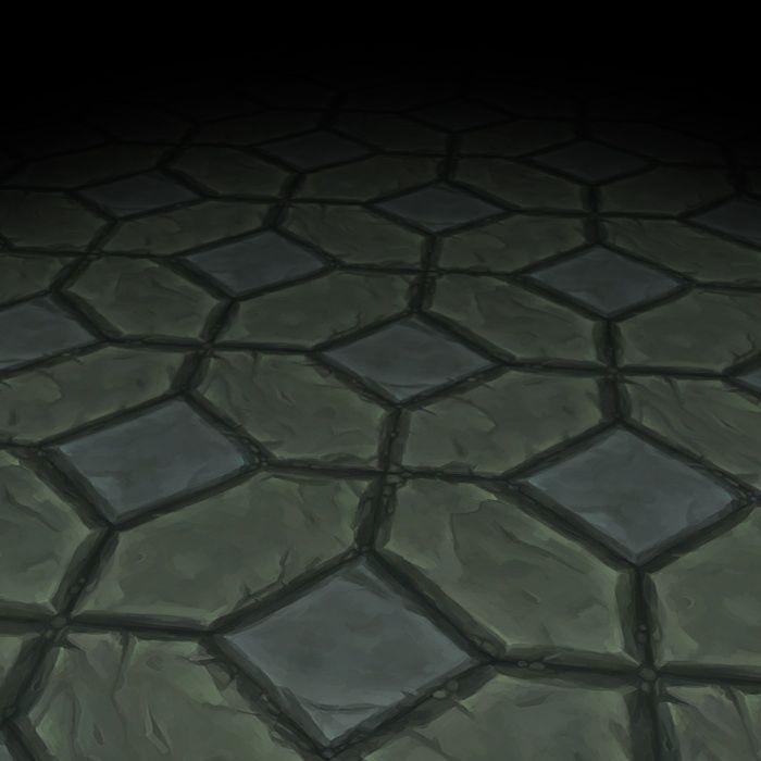 Stone Floor Texture Tile 09   3dfancy.com