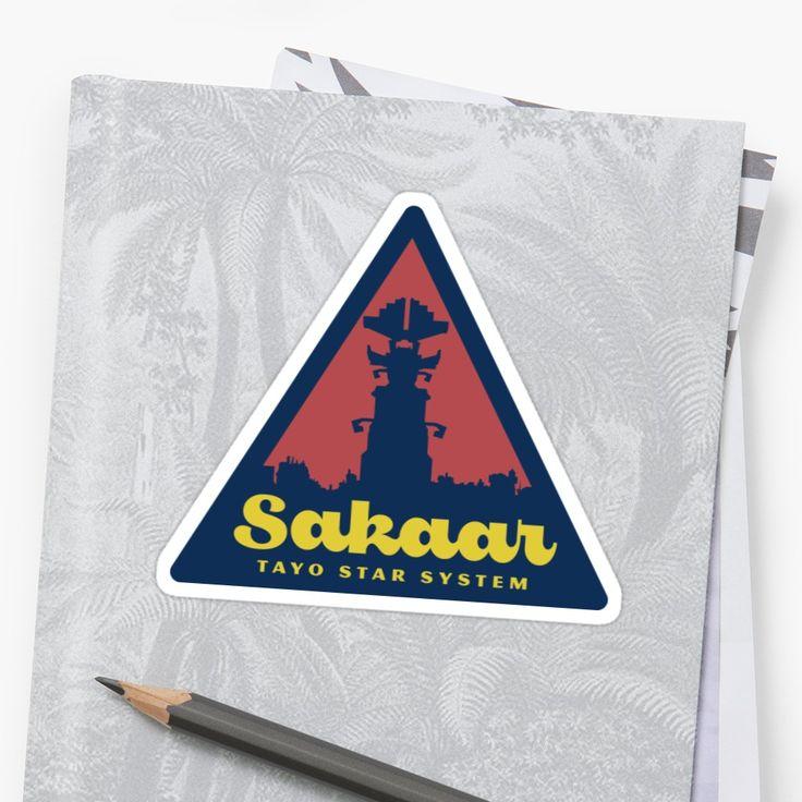 Buy Sakaar Travel Sticker By Joshbailey As A T Shirt Classic T Shirt Tri Blend T Shirt Lightweight Hoodie Women S Travel Stickers Stickers Iphone Wallet