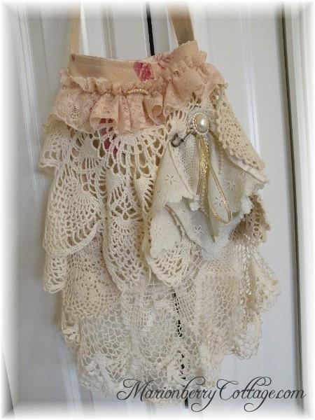 The Victorian Gypsy boho slouchy handbag