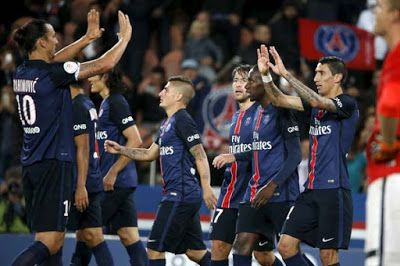 Supersoccer.info - Prediksi Angers Vs PSG, Prediksi Skor Angers Vs PSG, Prediksi Bola Angers Vs PSG, Preview Pertandingan Angers Vs PSG, Head to Head Angers Vs PSG, Jadwal Live Angers Vs PSG 2 Desember 2015.