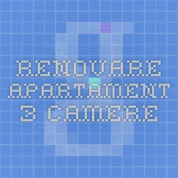 renovare apartament 3 camere