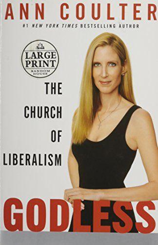 Godless: The Church of Liberalism by Ann Coulter http://www.amazon.com/dp/B0085SI81W/ref=cm_sw_r_pi_dp_G1yqub0TPHMTX
