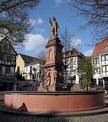Marktplatz, Bensheim