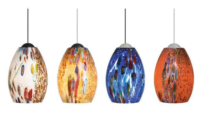 10 Unique Mini Pendant Lights For Kitchen Sinks And Islands Kitchen Pendant Lighting Mini Pendant Lights Kitchen Lighting Mini pendant lights art glass