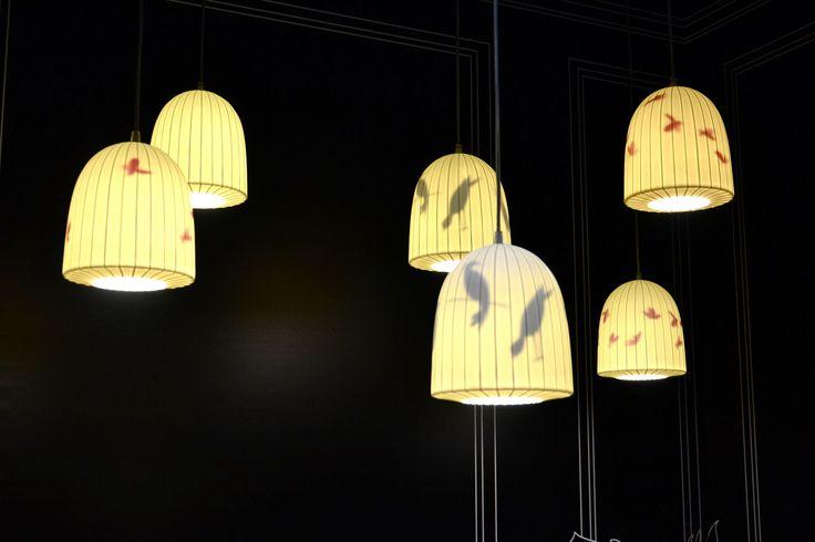 Lampe de Géraldine de Beco pour Bernardaud #pdw12