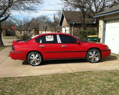 2003 Chevrolet Impala - Cedar Hill, TX #7895623512 Oncedriven