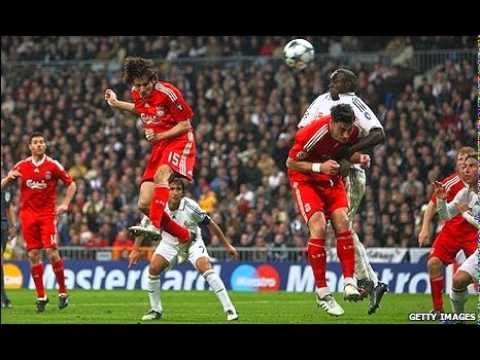 Champion League Real Madrid 1 - 0 Liverpool 4.11.2014