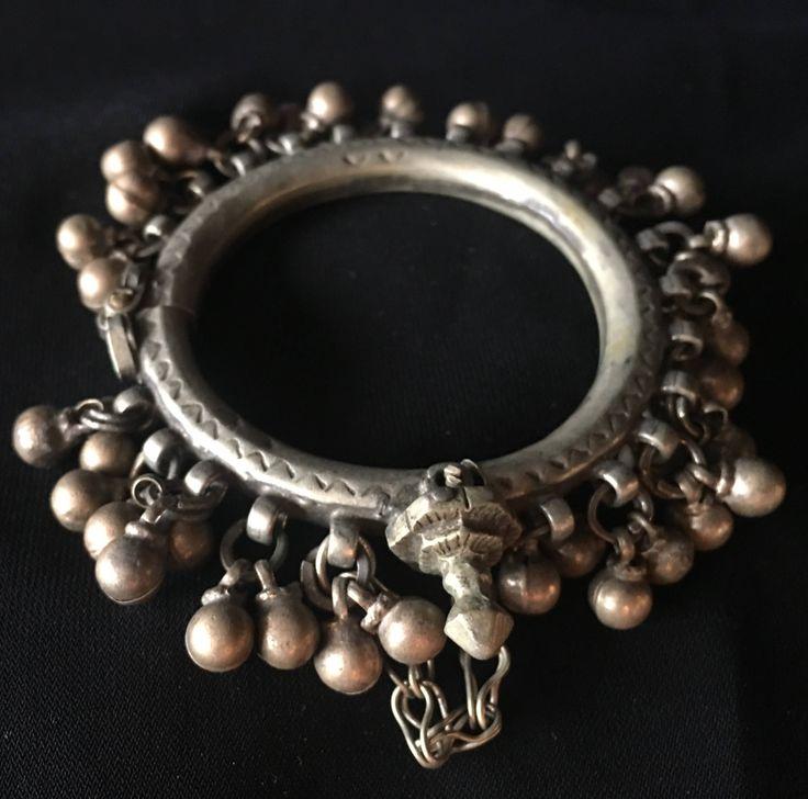 Bangles-Bracelet-Tribal Bracelet-Vintage Style Bangle Jewelry Gypsy Bracelet Ethnic Bracelet Tribal Belly Dance Jewelry Tribal Boho Jewelry by JewelsofNomads on Etsy