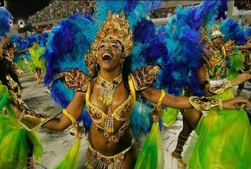 The Brazilian Carnival, or Carnaval is an annual festival in Brazil held four days before Ash Wednesday (February 8th until February 12th), the day of fasting and repentance that marks the beginning of Lent.