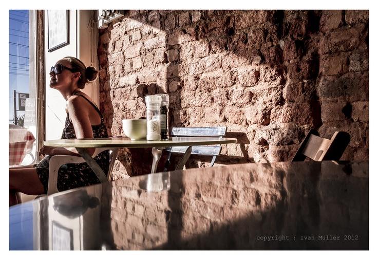 Cafe Relax, Kalk Bay near Cape Town
