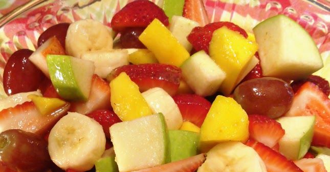 South Your Mouth: BEST Fruit Salad EVER