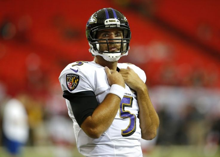 Joe Flacco and Ravens take advantage of second chance against Steelers - In their own territory on 4th-and-1 from the Pittsburgh Steelers' 43-yard line trailing 20-17 in the fourth quarter, the Baltimore Ravens needed half of a yard to keep their season alive. There were no guarantees they'd win and none that they'd lose.....