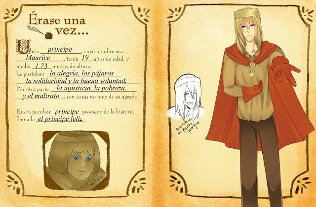 """DESDE EL TRÓPICO DE CÁNCER: [Literatura] Un cuento cada día. Hoy, """"El príncipe..."""