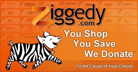Did you know you can support Innov-E Foundation Inc. at absolutely no cost to you when you shop online at stores like Groupon, Nordstrom, Walmart and more than 3,500 other online retailers? All you have to do is click through our new fundraising partner, Ziggedy, before you shop and an average of 2.5% (up to 30% depending on retailer) will be donated directly to Innov-E Foundation Inc.. It's seriously that easy! Please take a moment to create your Ziggedy account.