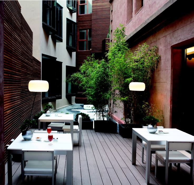 9 best hotel catalonia catedral barcelona images on for Hotel jardin barcelona