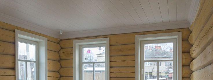 Художественная покраска деревянного дома. Уникальная технология. #покраска #интерьер #художник #декор