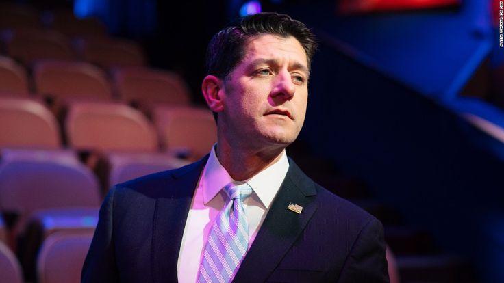 House Speaker Paul Ryan disagrees with President Donald Trump's decision Friday to pardon Sheriff Joe Arpaio, his spokesman said Saturday.