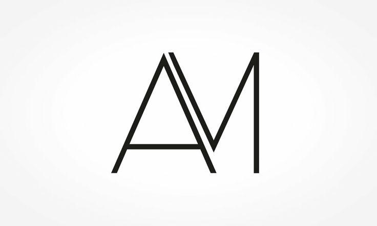 Logotype d'une architecte réalisé par C&C Branding