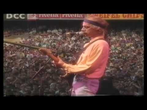 Dire Straits - Sultans of swing [Basel -92 ~ HD]