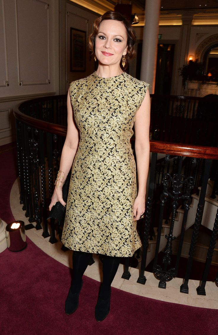 Rachael Stirling at the Evening Standard Theatre Awards