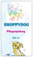 Shoppydog, Hundeshampoo - Artikeldetailansicht - reine Haut,Paket, Antifaltencreme, Beautyshop, Naturkosmetik, Schutzengelein, Petra Maria Scheid