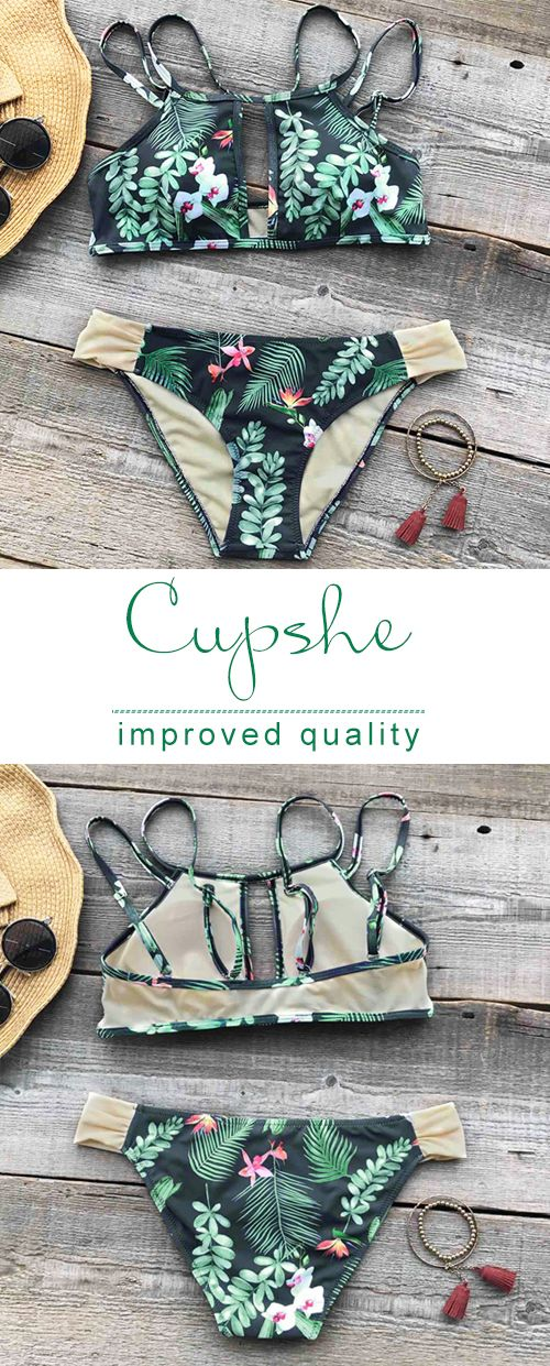 Live life on the beach~ Only $21.99! Free Shipping & Easy Return + Refund! This bikini is All about you! It's all about making you look amazing, making you feel incredible. Adjustable shoulder straps and high let cut make sure you get great fitness and comfort! Find more you love here!