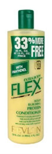 Revlon Flex Extra Body Conditioner - smelled so good! I used to love the smell of this stuff