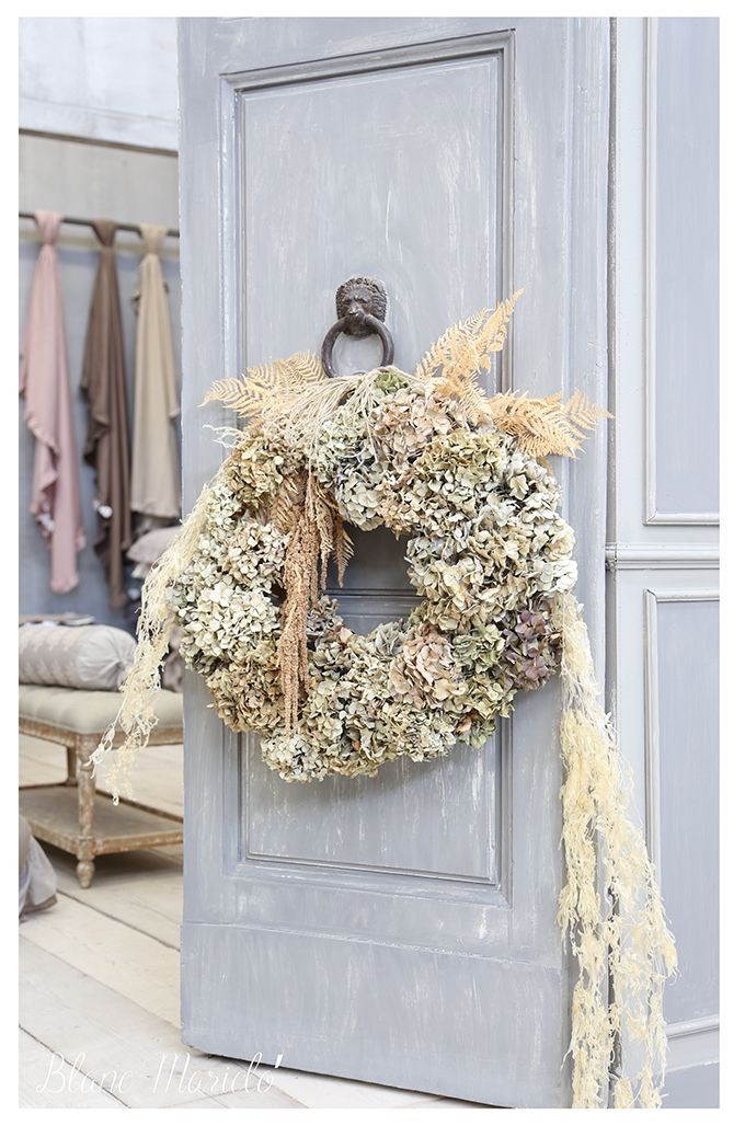 shabby and chic vintage door