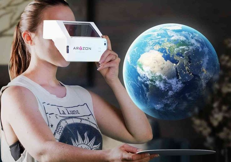 Aryzon – The Affordable Augmented Reality Headset For Smartphone