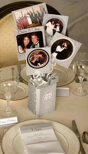 M s de 25 ideas fant sticas sobre bodas de plata en - Ideas bodas de plata ...