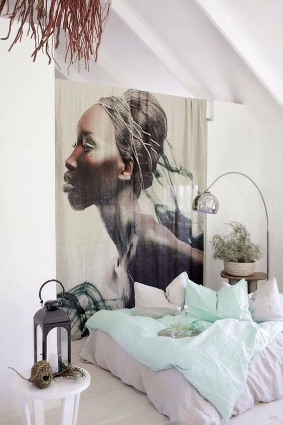 Another Great fabric print by Robin Sprong Wallpaper for PlatForm.